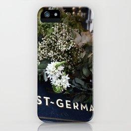 St. Germain iPhone Case