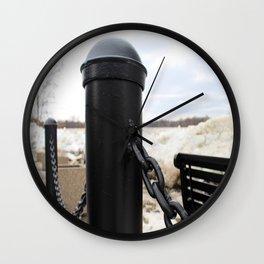 Links II Wall Clock