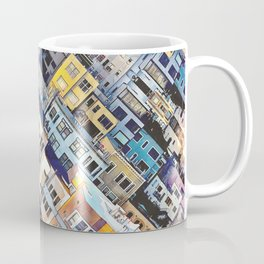 Apartments In The City Coffee Mug