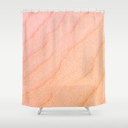 Sand Wave - Beautiful Ripple Shower Curtain