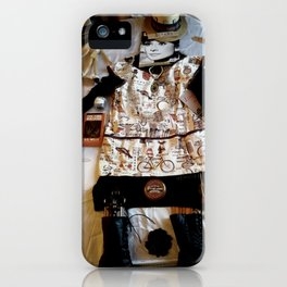 My Life Is Like A Collage iPhone Case