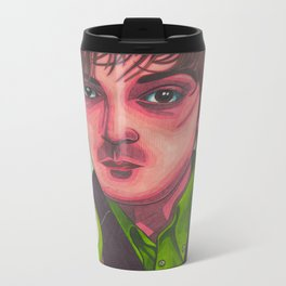 Fruity Jarvis Metal Travel Mug