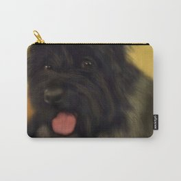Anonymous dog Carry-All Pouch