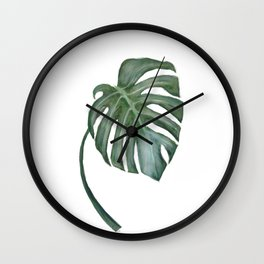 Monstera The One Wall Clock