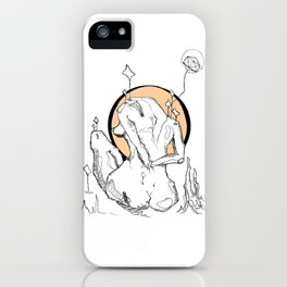 Laxin' iPhone Case