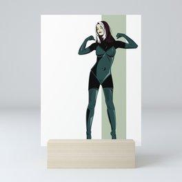 Rogue Mini Art Print