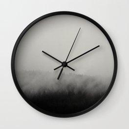 Longing.  Wall Clock