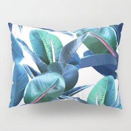Rubber Plant #society6 #decor #buyart Pillow Sham