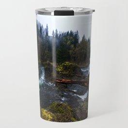 Lucia Falls Travel Mug