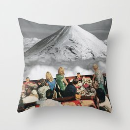 Prime Location Throw Pillow
