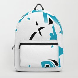Rise Up - Hamilton Backpack