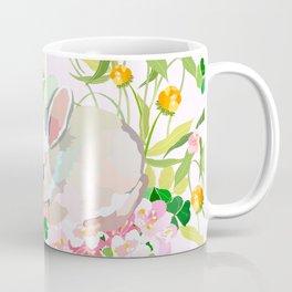 springtime bunny Coffee Mug