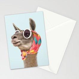 Fashion Llama Stationery Cards