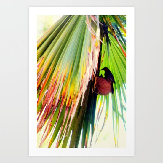 mother and baby ...  Art Print