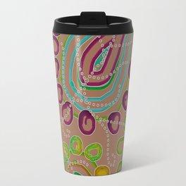 Drops Morphed 2 Travel Mug