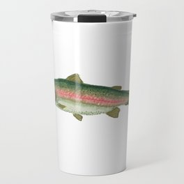 Rainbow Trout Travel Mug