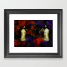 To Be Or Not To Be  Framed Art Print