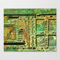 Electronic Integration VIII Canvas Print