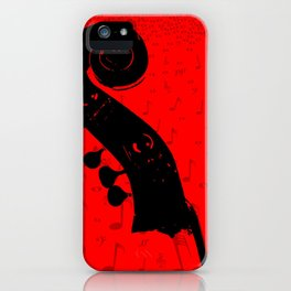Classical Music iPhone Case