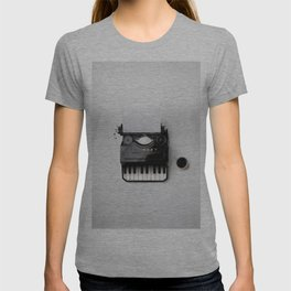 On a musical note T-shirt
