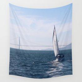 Sailing Wall Tapestry