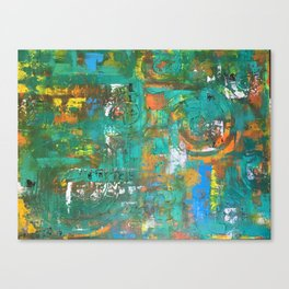 The Leftovers Canvas Print