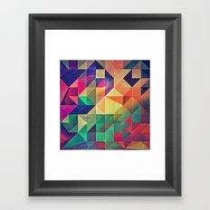 tww lyng Framed Art Print