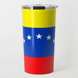 Venezuela flag Travel Mug