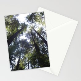 Look Up so FAR up Stationery Cards
