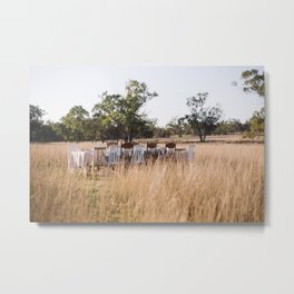 What's for Breakfast? Metal Print
