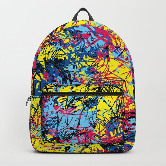 Abstract 6 Backpack