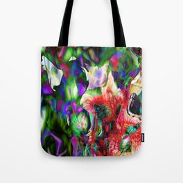 Psychedelic Persuasion Tote Bag