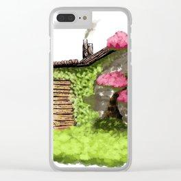 The Inn Clear iPhone Case