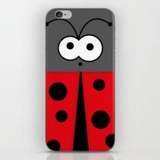 Minimal Ladybird iPhone & iPod Skin