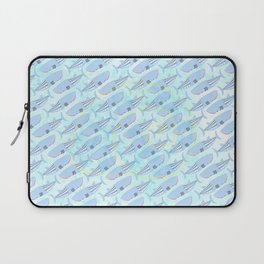 Whale Pattern Laptop Sleeve