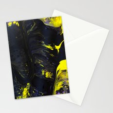 Gravity Painting 19 Stationery Cards