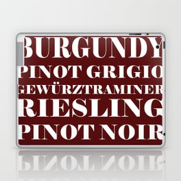 Wine Celebration Laptop & iPad Skin