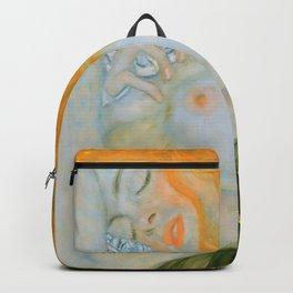 """Gustav Klimt """"Danaë"""" Backpack"""