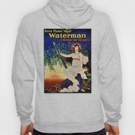 Waterman fountain pens 1919 Hoody