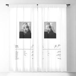 Mac Miller - Circles - Album Illustration Hip Hop Blackout Curtain