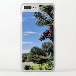 Sugar Clear iPhone Case