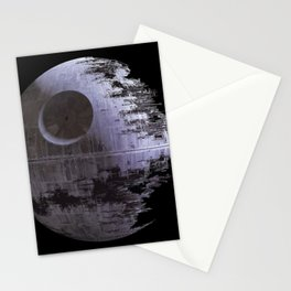 Black death Stationery Cards