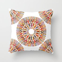 Linea 01 Throw Pillow