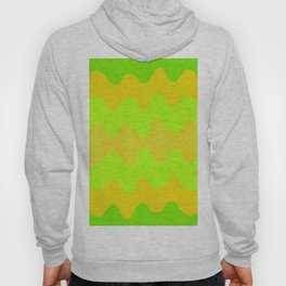 Under the Influence (Marimekko Curves) Melons Hoody