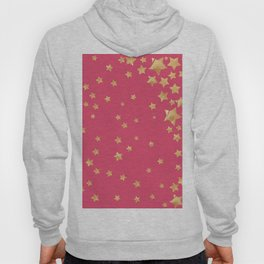 Starry Magic Rose Wine Hoody