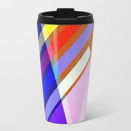 deko design pattern geometric- Travel Mug