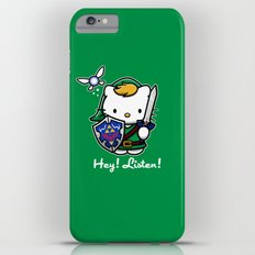 Hey! Listen! iPhone 6 Plus Slim Case