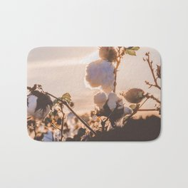 Cotton Field 15 Bath Mat