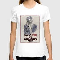 dumbledore T-shirts featuring Uncle Dumbledore by spacemonkeydr