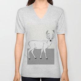 The Deer Unisex V-Neck